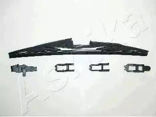 Ashika SAX30R - Щетка стеклоочистителя avtokuzovplus.com.ua