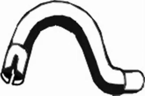 Asmet 18017 - Труба выхлопного газа avtokuzovplus.com.ua