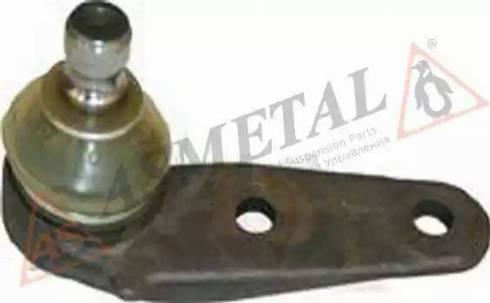 AS Metal 10AU0601 - Несучий / направляючий шарнір autocars.com.ua