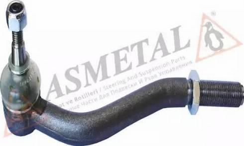 AS Metal 17CT0800 - Наконечник рульової тяги, кульовий шарнір autocars.com.ua