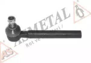 AS Metal 17FI4000 - Наконечник рульової тяги, кульовий шарнір autocars.com.ua