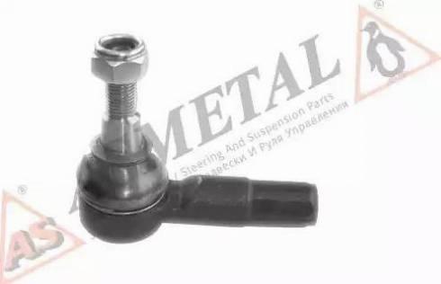AS Metal 17FR1300 - Наконечник поперечной рулевой тяги autodnr.net