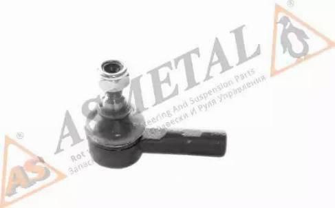 AS Metal 17MR1100 - Наконечник рульової тяги, кульовий шарнір autocars.com.ua