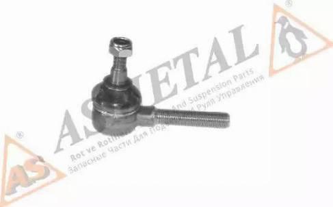 AS Metal 17MR2330 - Наконечник рульової тяги, кульовий шарнір autocars.com.ua