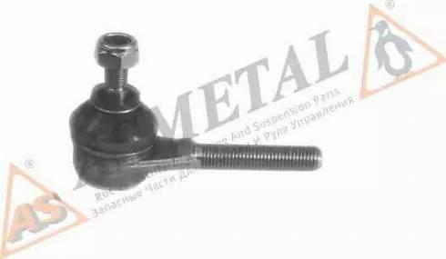 AS Metal 17MR3030 - Наконечник рульової тяги, кульовий шарнір autocars.com.ua