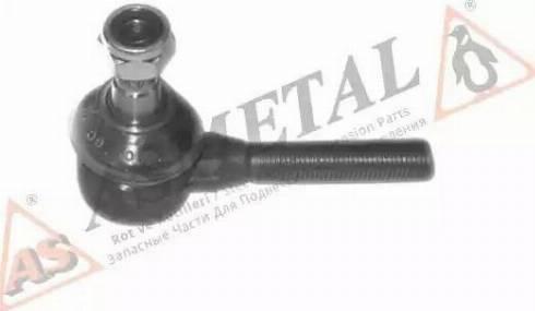 AS Metal 17OP3177 - Наконечник рульової тяги, кульовий шарнір autocars.com.ua