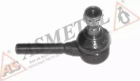 AS Metal 17OP3178 - Наконечник поперечной рулевой тяги autodnr.net