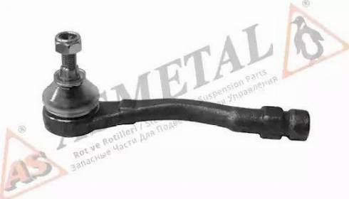 AS Metal 17PE1105 - Наконечник рульової тяги, кульовий шарнір autocars.com.ua