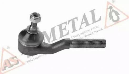 AS Metal 17PE2500 - Наконечник рульової тяги, кульовий шарнір autocars.com.ua