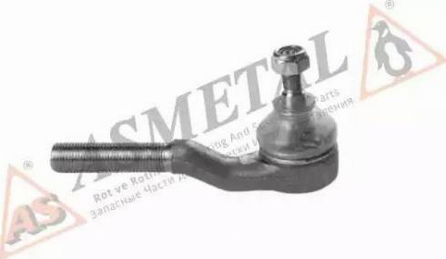 AS Metal 17PE2501 - Наконечник рульової тяги, кульовий шарнір autocars.com.ua