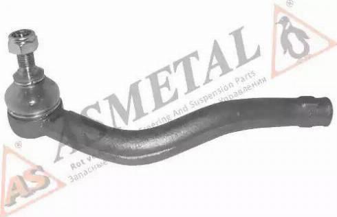 AS Metal 17VW0500 - Наконечник рульової тяги, кульовий шарнір autocars.com.ua