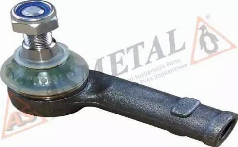 AS Metal 17VW31 - Наконечник рульової тяги, кульовий шарнір autocars.com.ua