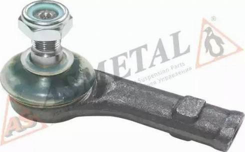 AS Metal 17VW35 - Наконечник рульової тяги, кульовий шарнір autocars.com.ua