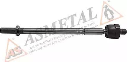 AS Metal 20AU1200 - Осьовий шарнір, рульова тяга autocars.com.ua