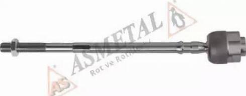 AS Metal 20FI4502 - Осьовий шарнір, рульова тяга autocars.com.ua
