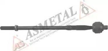 AS Metal 20FR1000 - Осьовий шарнір, рульова тяга autocars.com.ua
