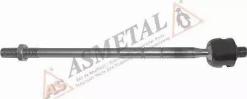 AS Metal 20FR3510 - Осьовий шарнір, рульова тяга autocars.com.ua