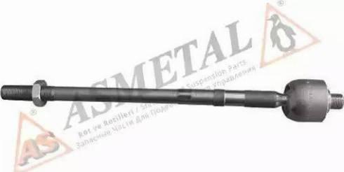 AS Metal 20RN5550 - Осьовий шарнір, рульова тяга autocars.com.ua