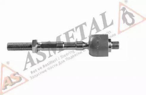 AS Metal 20RV05 - Осевой шарнир, рулевая тяга autodnr.net