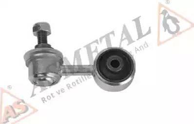 AS Metal 26BM0100 - Тяга / стійка, стабілізатор autocars.com.ua