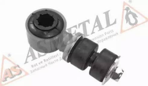 AS Metal 26OP0301 - Тяга / стійка, стабілізатор autocars.com.ua