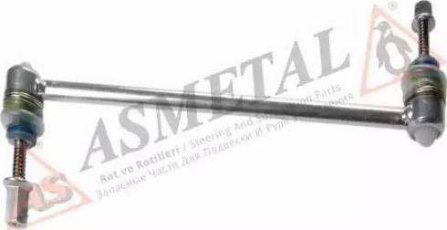 AS Metal 26VL0503 - Тяга / стійка, стабілізатор autocars.com.ua