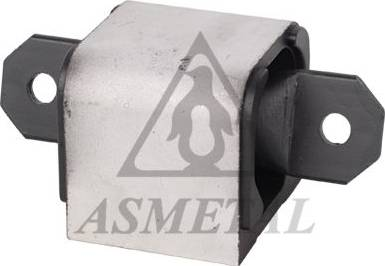 AS Metal 45MR0600 - Подвеска, двигатель autodnr.net