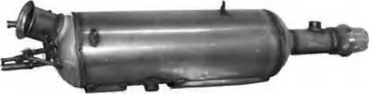 ASSO 3615001 - Сажевый / частичный фильтр, система выхлопа ОГ autodnr.net