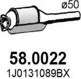 ASSO 580022 - Катализатор autodnr.net