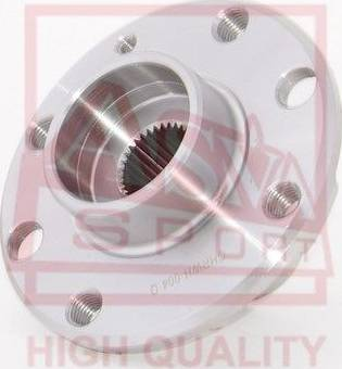ASVA CHRWH004 - Ступица колеса, поворотный кулак avtokuzovplus.com.ua