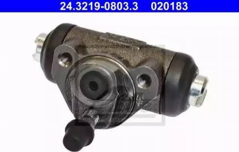 ATE 24.3219-0803.3 - Колесный тормозной цилиндр car-mod.com