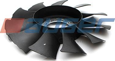 Auger 58614 - Вентилятор, охлаждение двигателя avtokuzovplus.com.ua