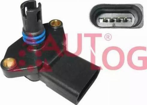Autlog AS4519 - Датчик, давление во впускной трубе car-mod.com