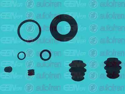 AUTOFREN SEINSA D41888 - Ремкомплект, тормозной суппорт avtokuzovplus.com.ua