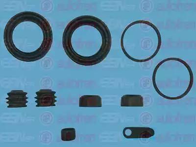 AUTOFREN SEINSA D41980 - Ремкомплект, тормозной суппорт avtokuzovplus.com.ua