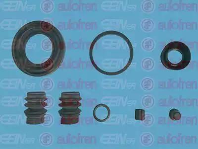 AUTOFREN SEINSA D42151 - Ремкомплект, тормозной суппорт avtokuzovplus.com.ua