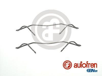 AUTOFREN SEINSA D42341A - Комплектующие, колодки дискового тормоза avtokuzovplus.com.ua
