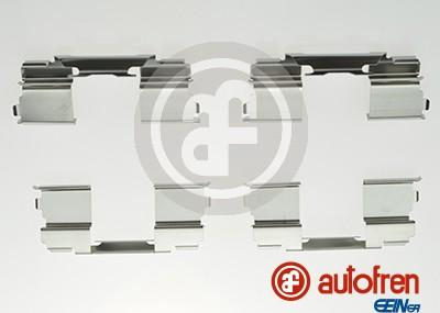 AUTOFREN SEINSA D42467A - Комплектующие, колодки дискового тормоза avtokuzovplus.com.ua