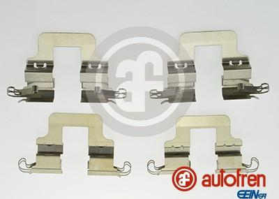 AUTOFREN SEINSA D42482A - Комплектующие, колодки дискового тормоза avtokuzovplus.com.ua