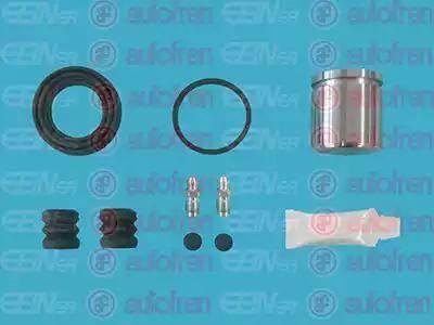 AUTOFREN SEINSA D42522C - Ремкомплект, тормозной суппорт avtokuzovplus.com.ua
