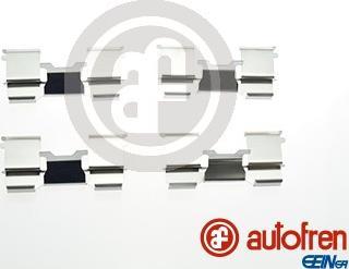 AUTOFREN SEINSA D42614A - Комплектующие, колодки дискового тормоза avtokuzovplus.com.ua