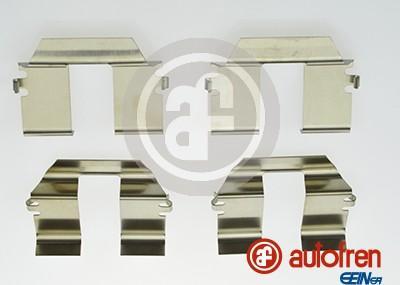 AUTOFREN SEINSA D42618A - Комплектующие, колодки дискового тормоза avtokuzovplus.com.ua