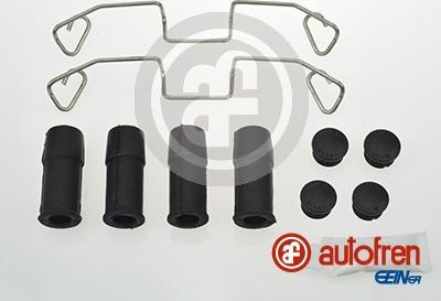 AUTOFREN SEINSA D42628A - Комплектующие, колодки дискового тормоза avtokuzovplus.com.ua