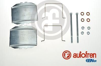 AUTOFREN SEINSA D42638A - Комплектующие, колодки дискового тормоза avtokuzovplus.com.ua