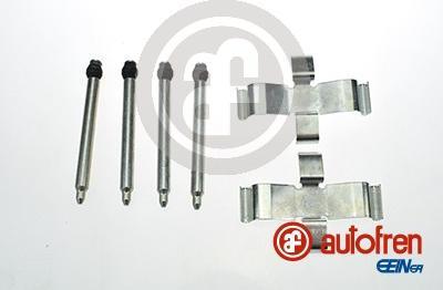 AUTOFREN SEINSA D42640A - Комплектующие, колодки дискового тормоза avtokuzovplus.com.ua