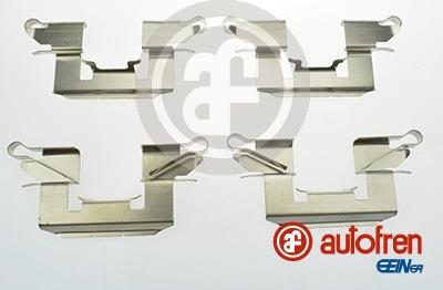 AUTOFREN SEINSA D42677A - Комплектующие, колодки дискового тормоза avtokuzovplus.com.ua