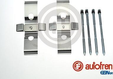 AUTOFREN SEINSA D42679A - Комплектующие, колодки дискового тормоза avtokuzovplus.com.ua