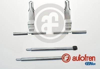 AUTOFREN SEINSA D42686A - Комплектующие, колодки дискового тормоза avtokuzovplus.com.ua