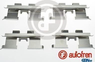 AUTOFREN SEINSA D42689A - Комплектующие, колодки дискового тормоза avtokuzovplus.com.ua