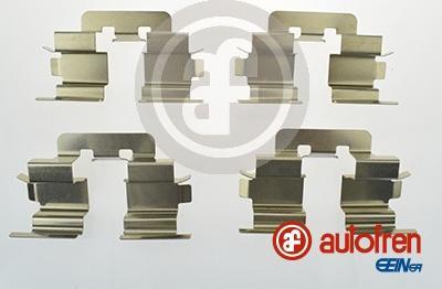 AUTOFREN SEINSA D42774A - Комплектующие, колодки дискового тормоза avtokuzovplus.com.ua